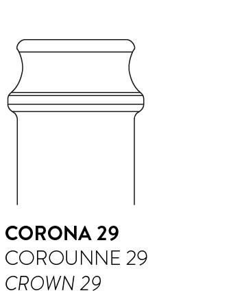Couronne 29