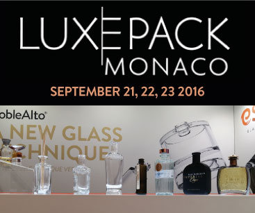 ESTAL present at LUXE PACK Monaco 2016