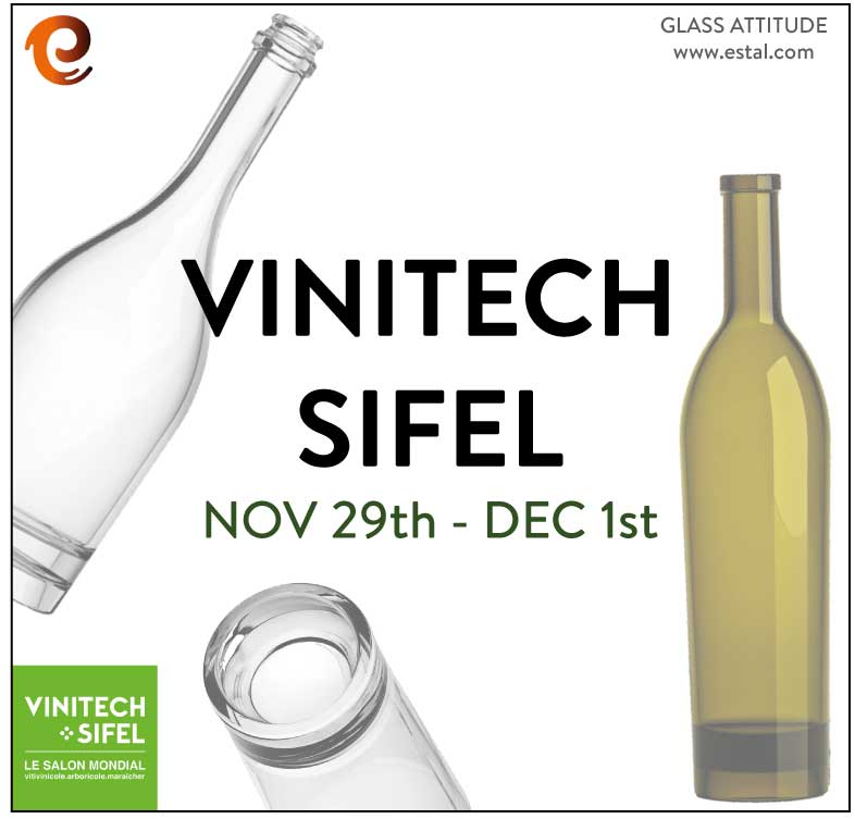 Estal was present at Vinitech Sifel 2016