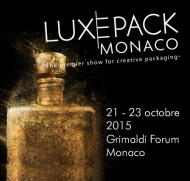 ESTAL participated at LUXE PACK MONACO 2015