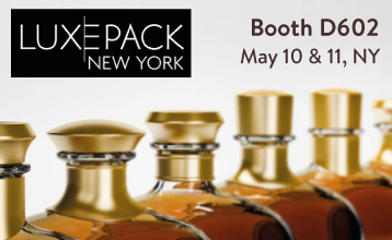 Luxe Pack New York, the premier show for creative packaging