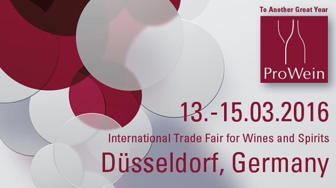 ESTAL participated at ProWein 2016