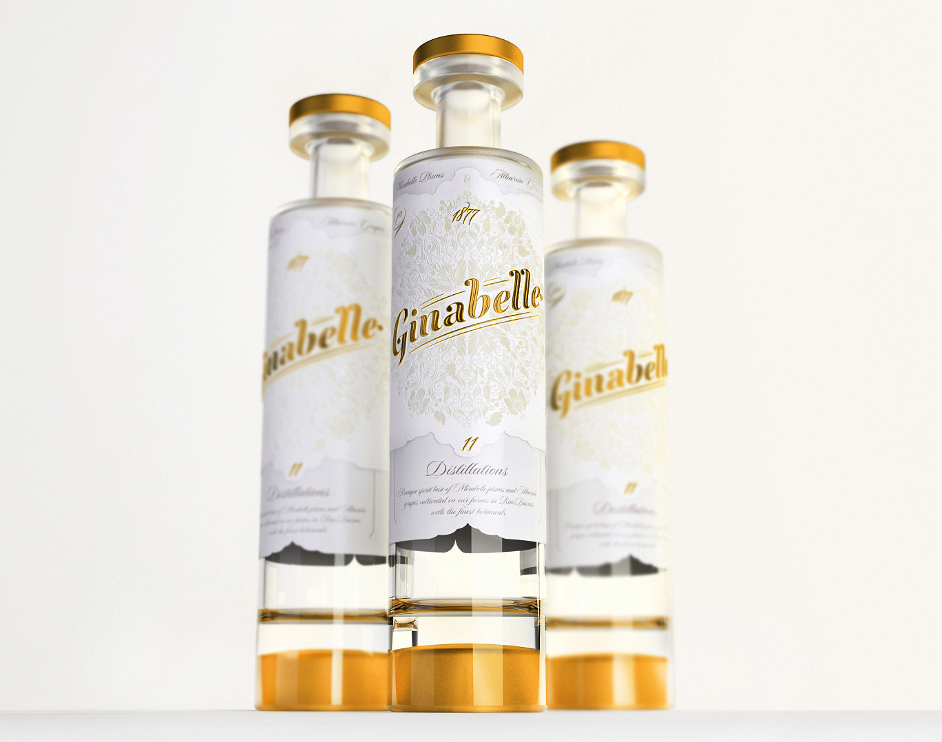 Have you seen the new Ginabelle?