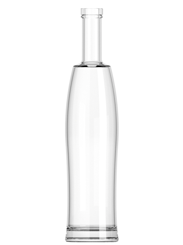 Premium Glass Bottle Wave