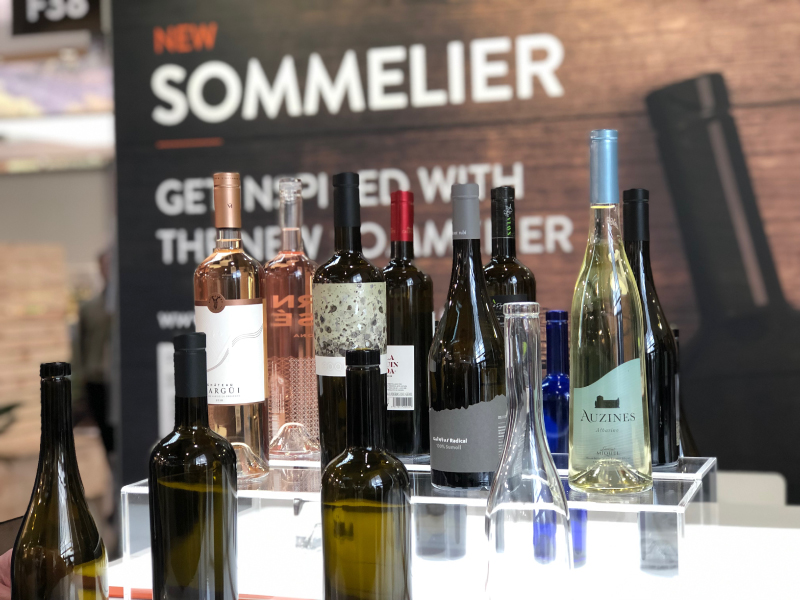 Emblem, Essentia and Espiga: SOMMELIER's three winning bets