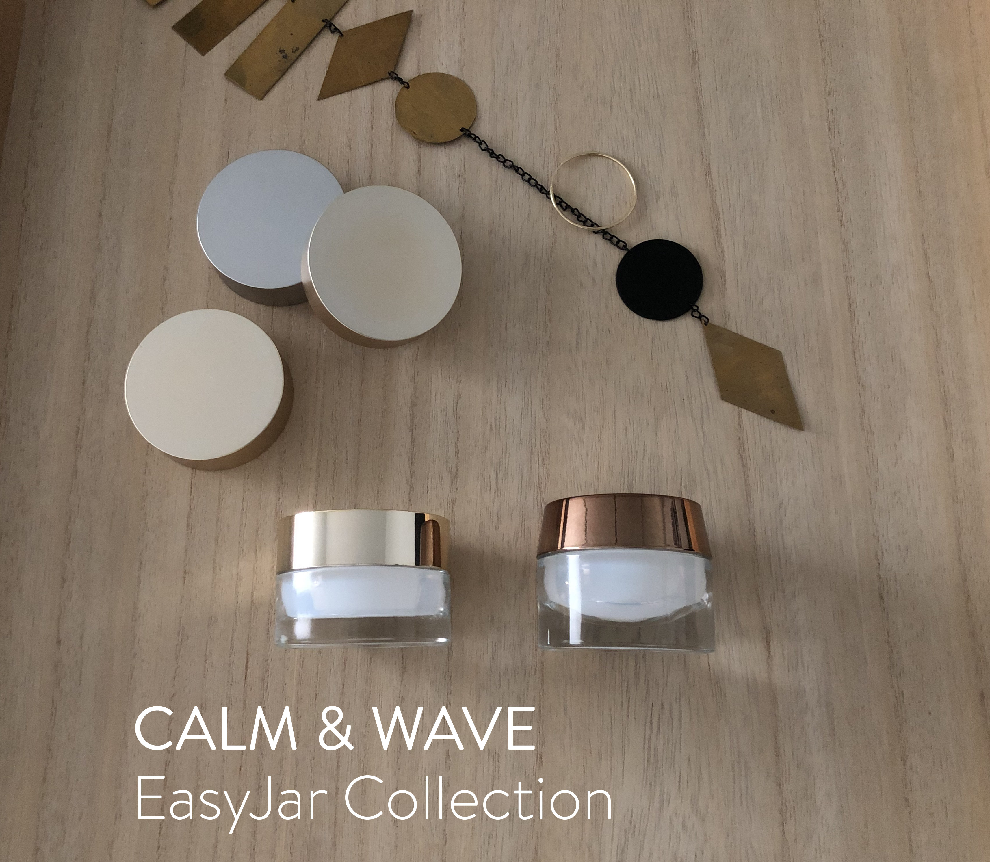 EASY JAR, beauty, design and value.